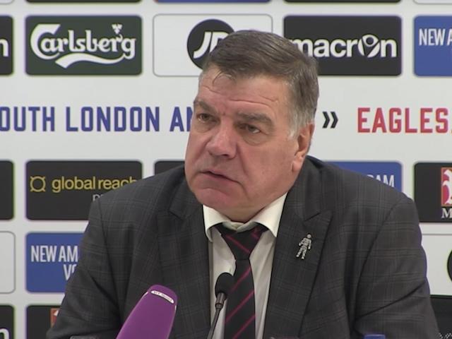 Seamus Coleman injury update delivered by Sam Allardyce