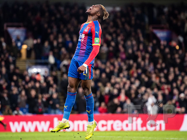 Zaha miss cardiff home